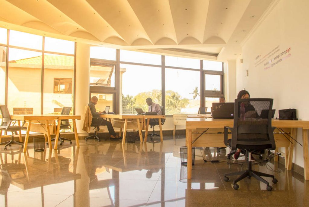 Shared Cowork Offices