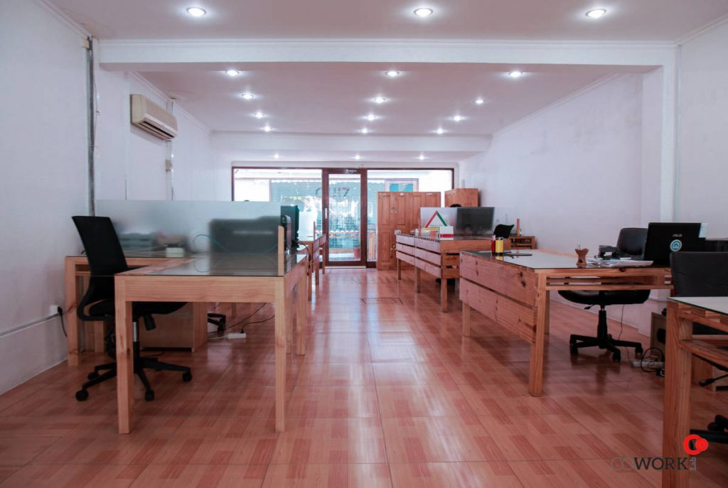 Shared offices in mozambique